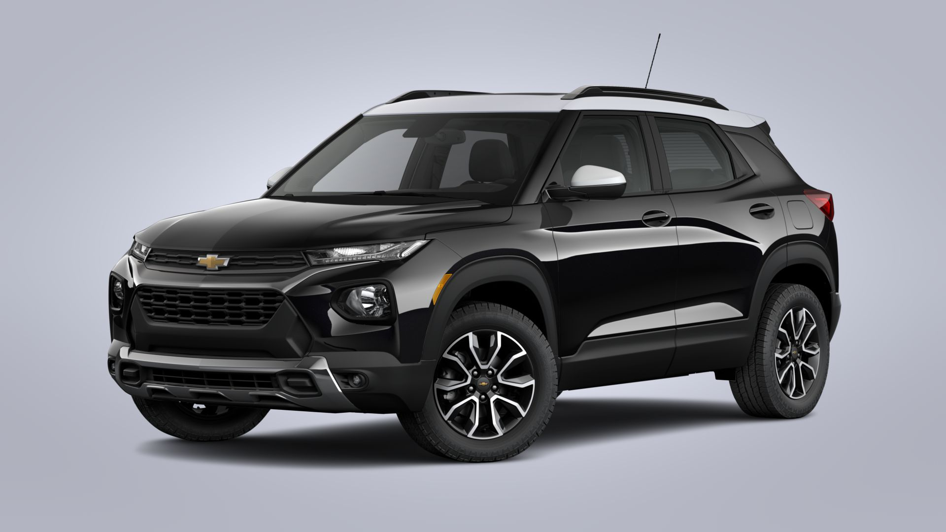 New 2021 Chevrolet Trailblazer ACTIV ALL WHEEL DRIVE SUV