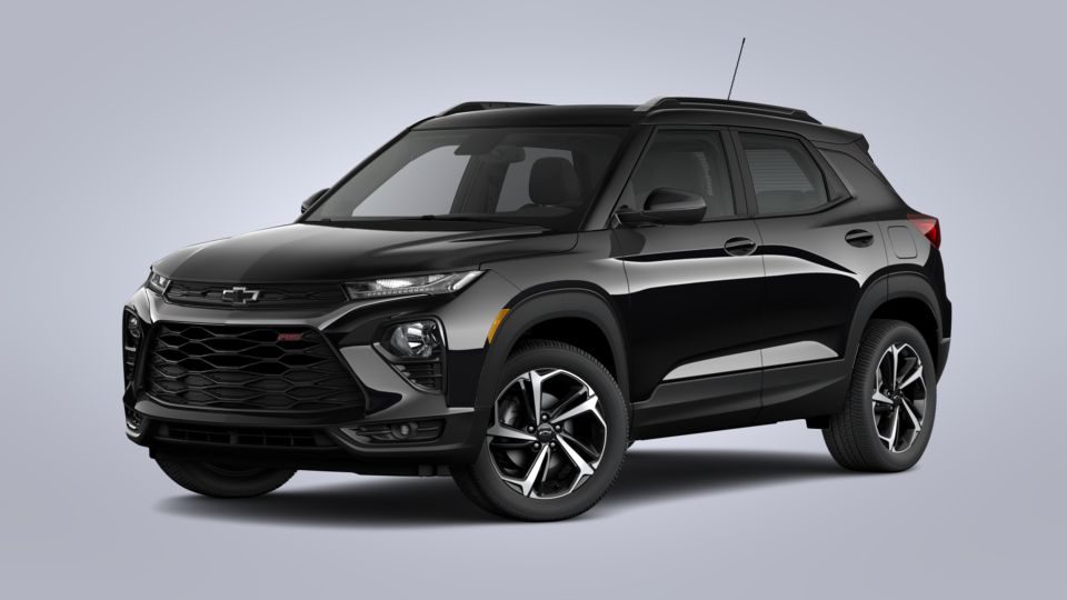 New 2021 Chevrolet Trailblazer RS All Wheel Drive SUV