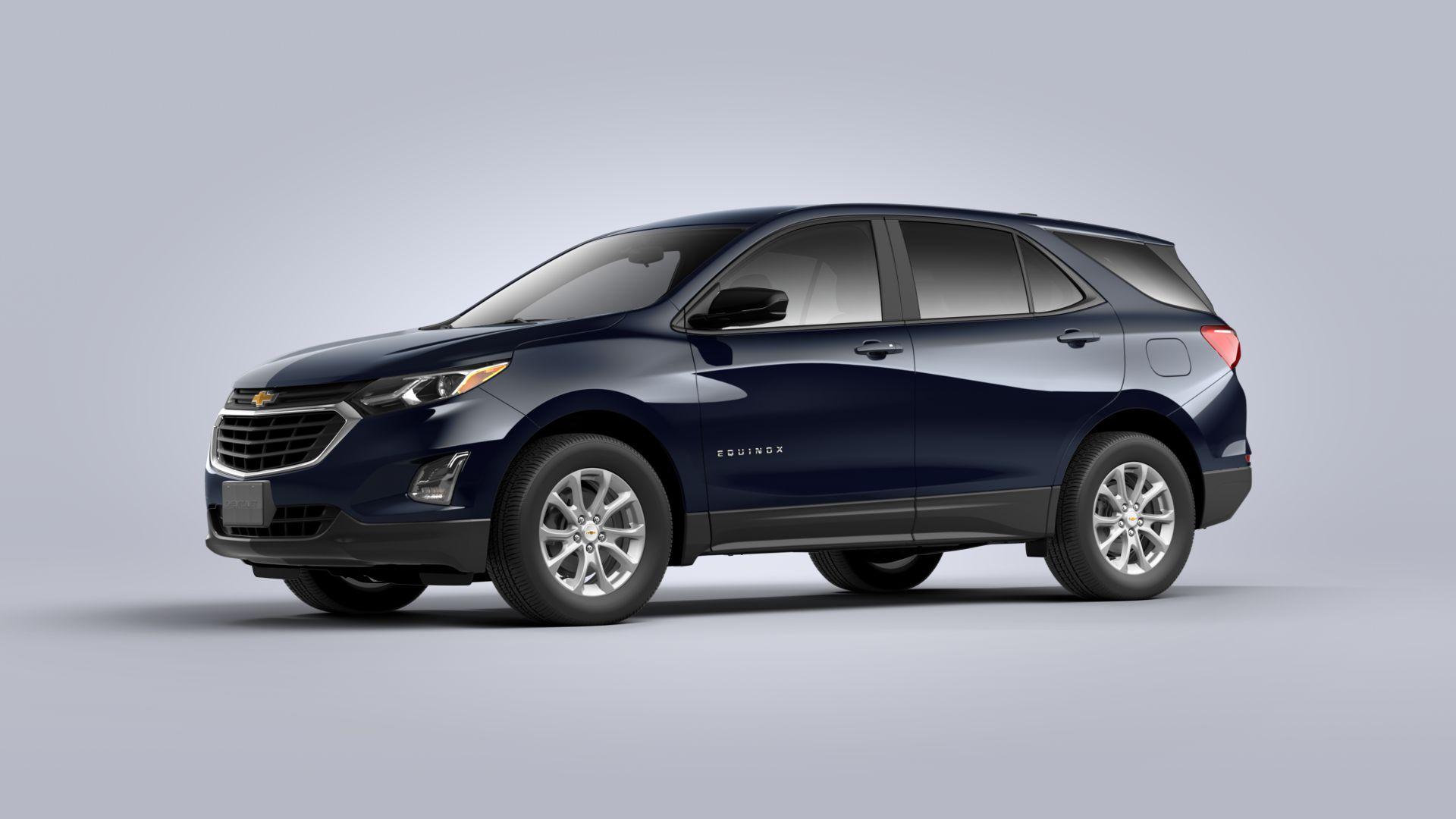 New 2021 Chevrolet Equinox LS SUV in San Antonio #XXJP05*O ...