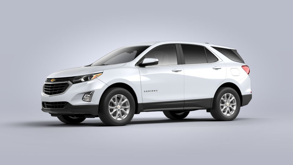 New 2021 Chevrolet Equinox LT