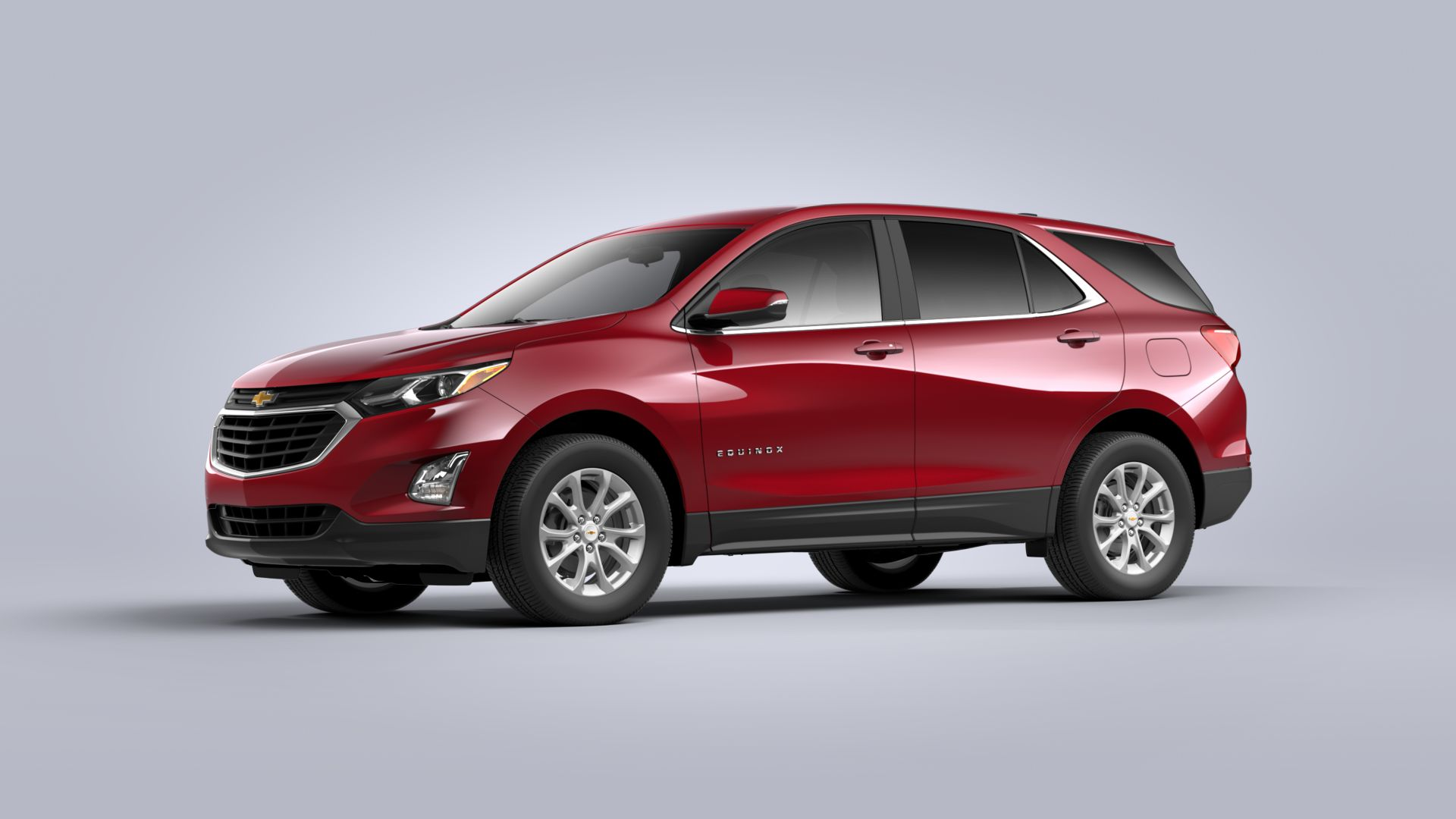 New 2021 Chevrolet Equinox LT FWD SUV