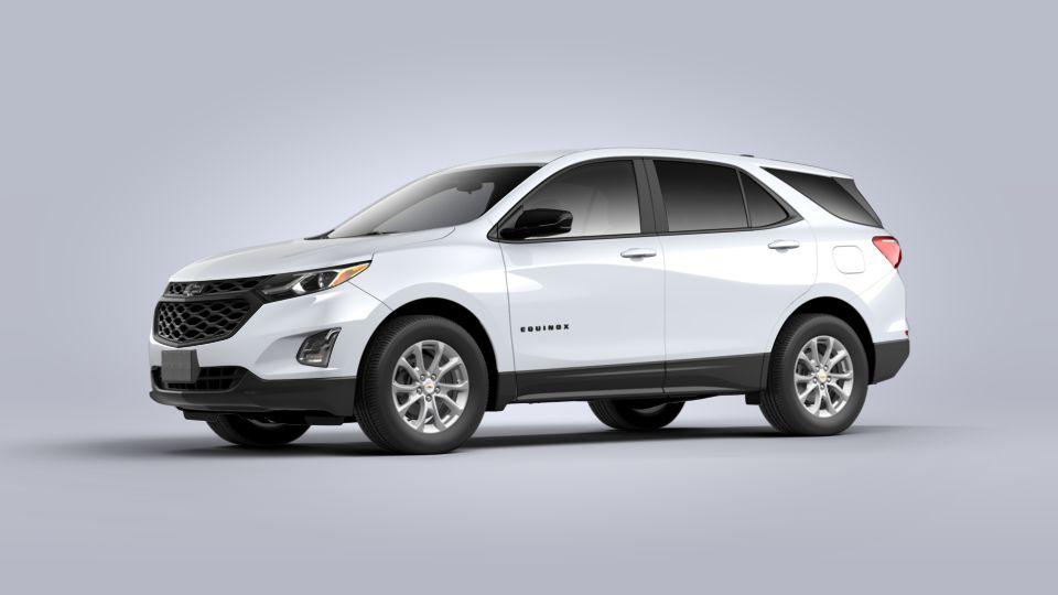 New 2021 Chevrolet Equinox LS ALL WHEEL DRIVE SUV
