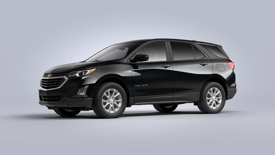 Demo 2021 Chevrolet Equinox LS AWD SUV