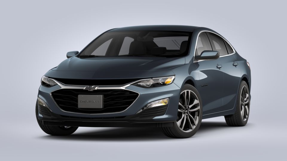 New 2021 Chevrolet Malibu LT Front Wheel Drive Sedan