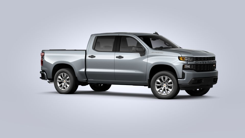 New 2021 Chevrolet Silverado 1500 Custom