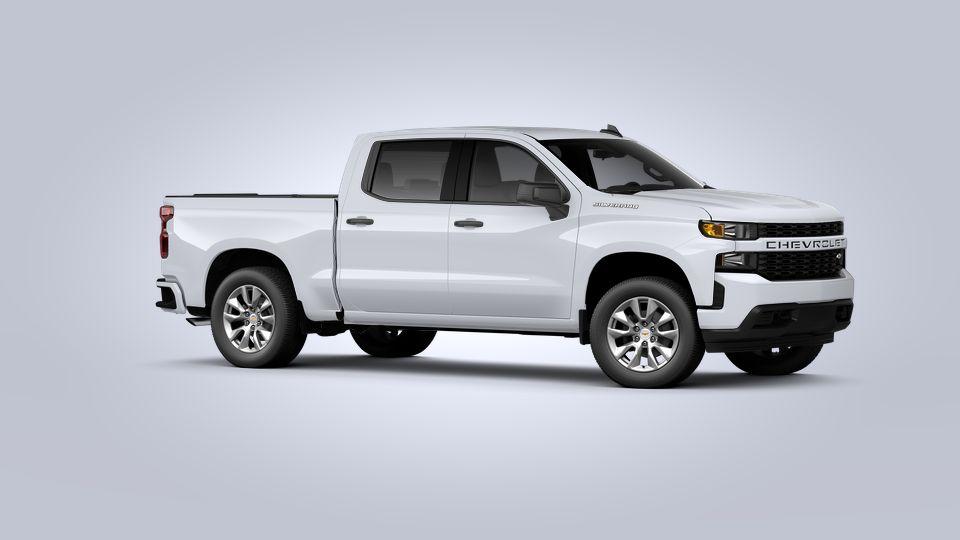 New 2021 Chevrolet Silverado 1500 Custom