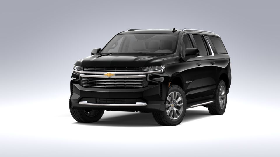 New 2021 Chevrolet Suburban LT