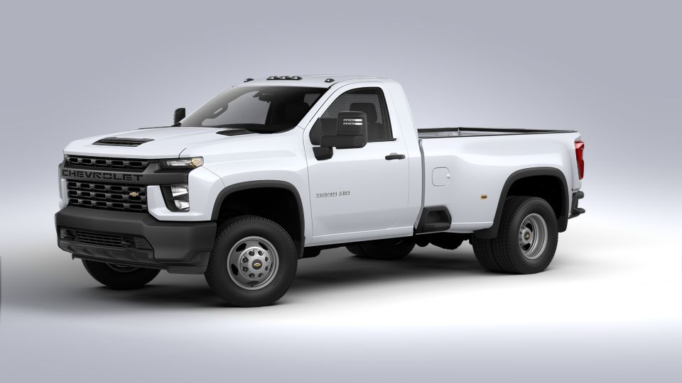 New 2021 Chevrolet Silverado 3500 HD WT DRW Rear Wheel Drive Regular Cab