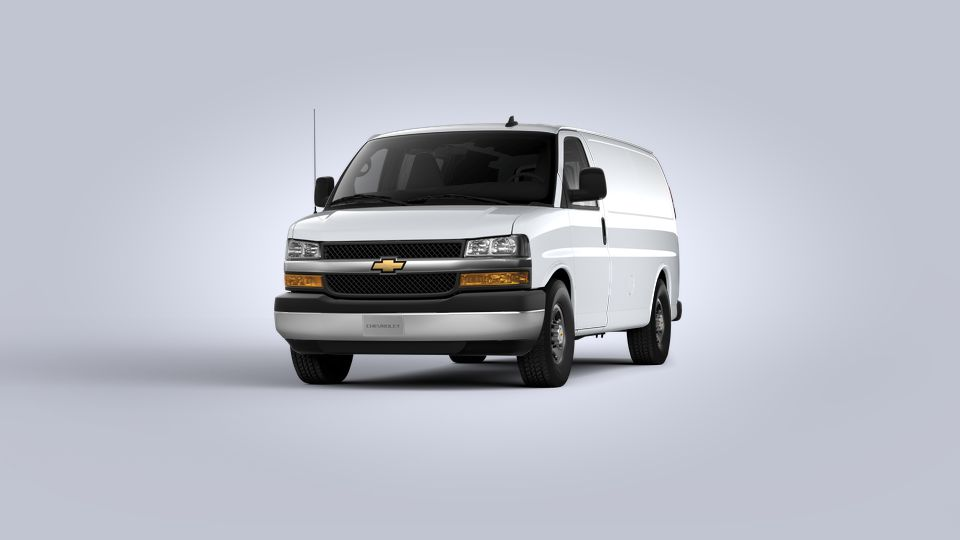 New 2021 Chevrolet Express Cargo 2500 REAR WHEEL DRIVE Regular Wheelbase