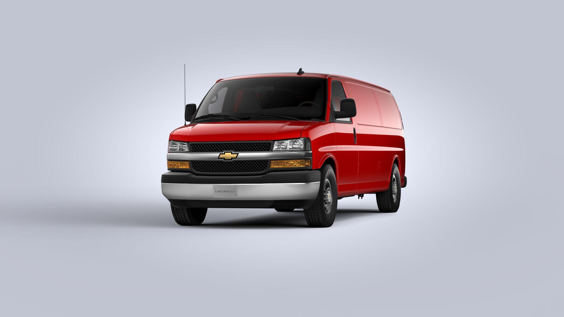 2021 Chevrolet Express Cargo 3500 WT