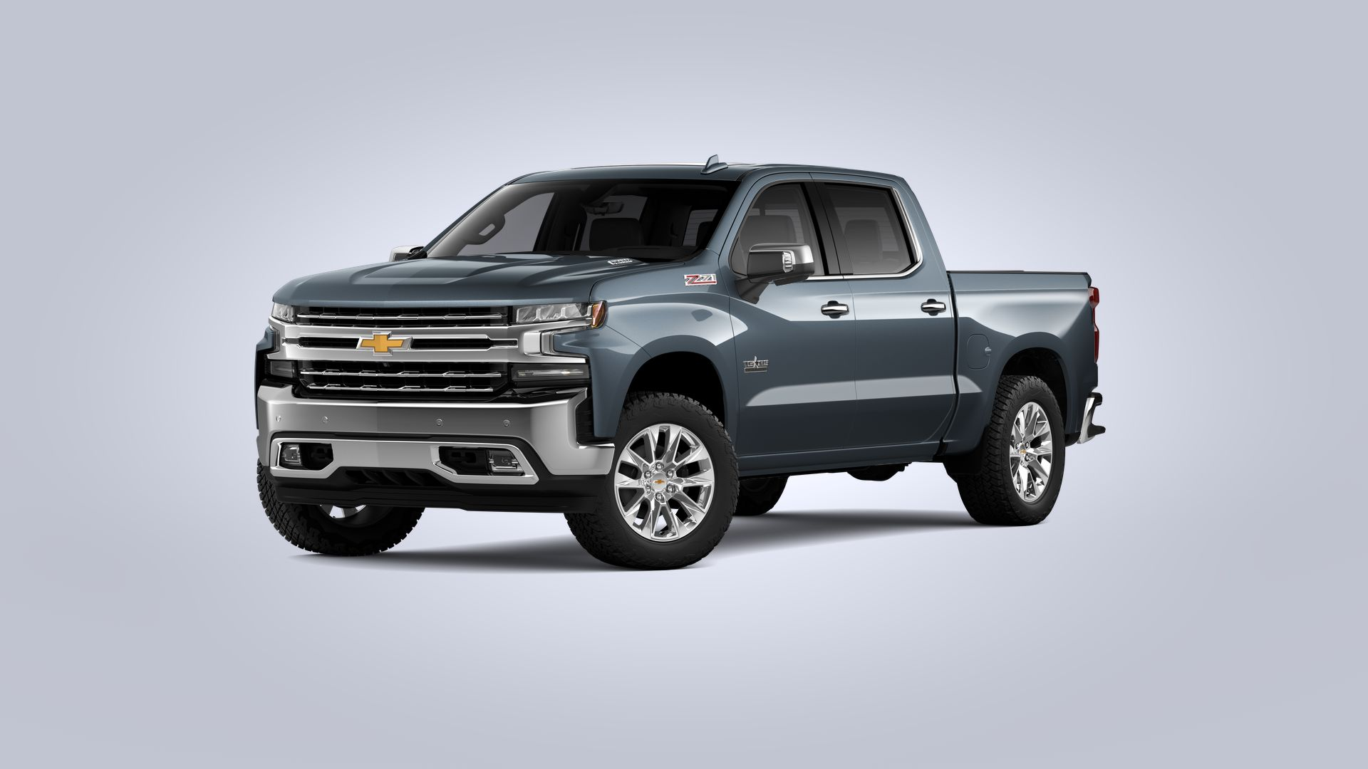 New 2021 Chevrolet Silverado 1500 LTZ FOUR WHEEL DRIVE Crew Cab