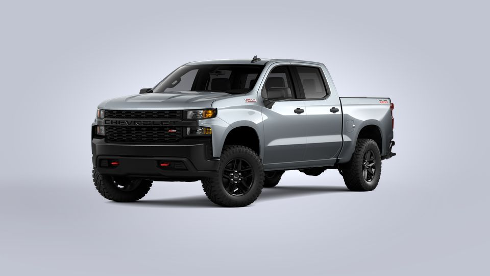 2021 Chevrolet Silverado 1500 Custom Trail Boss Crew Cab