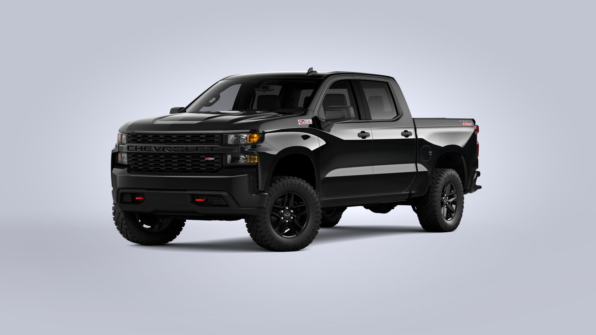 2021 Chevrolet Silverado 1500 Custom Trail Boss