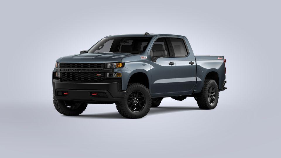 New 2021 Chevrolet Silverado 1500 Custom Trail Boss