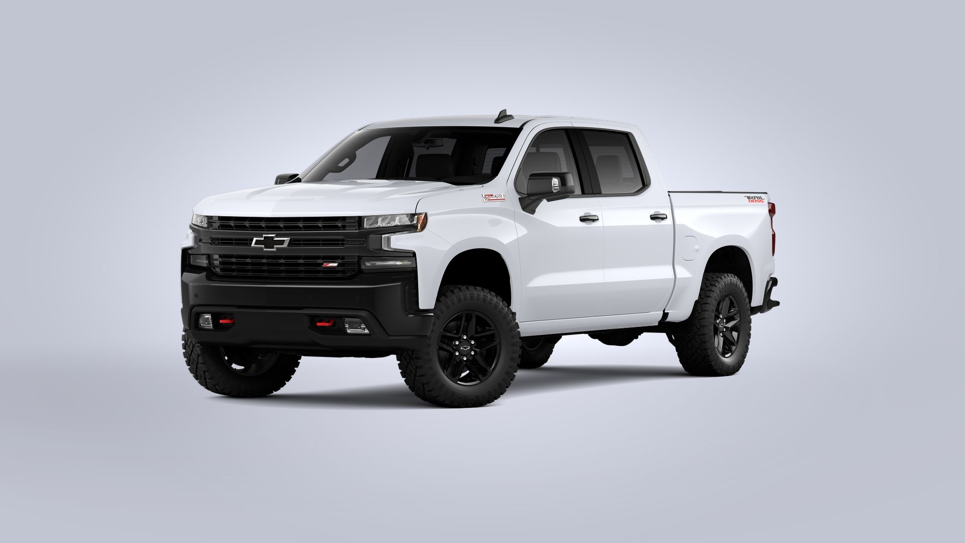 New 2021 Chevrolet Silverado 1500 LT Trail Boss Crew Cab Short Box