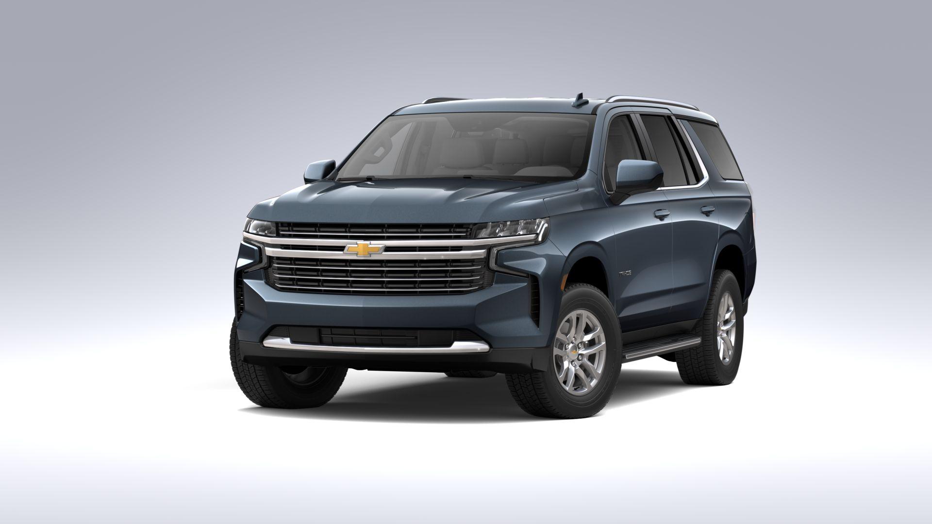 New 2021 Chevrolet Tahoe LT FOUR WHEEL DRIVE SUV
