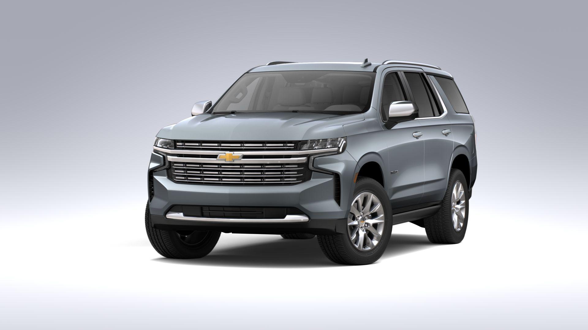 New 2021 Chevrolet Tahoe Premier SUV in Starke #MR195552 ...