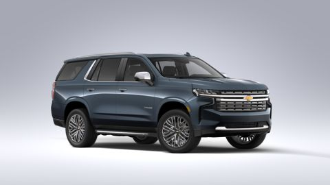 New 2021 Chevrolet Tahoe Premier