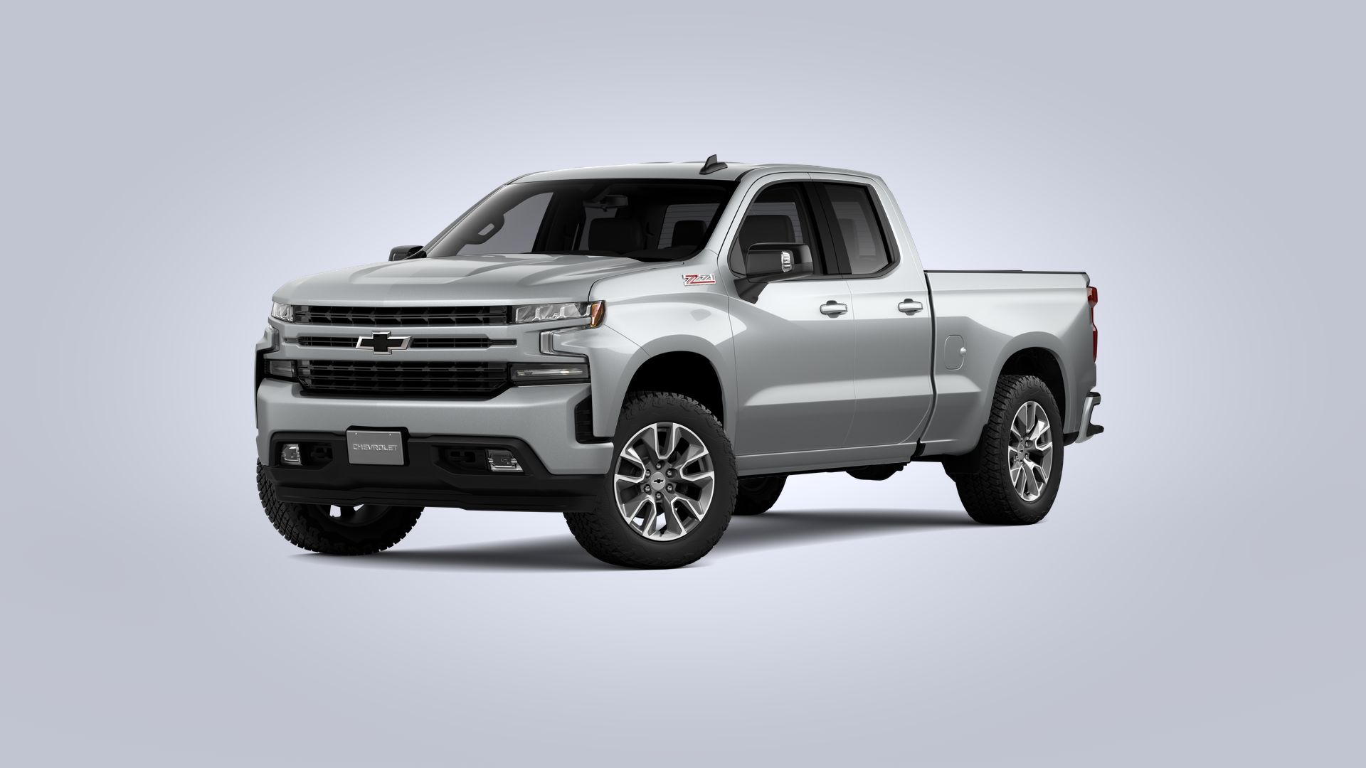 New 2021 Chevrolet Silverado 1500 RST FOUR WHEEL DRIVE Double Cab
