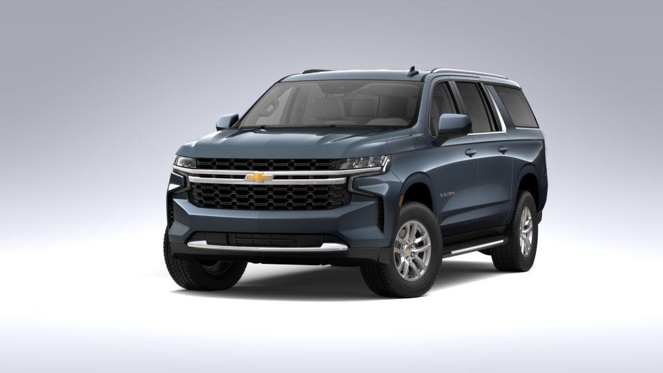 New 2021 Chevrolet Suburban LS