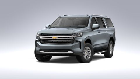 2021 CHEVROLET Suburban 4WD LT w/Signature Package