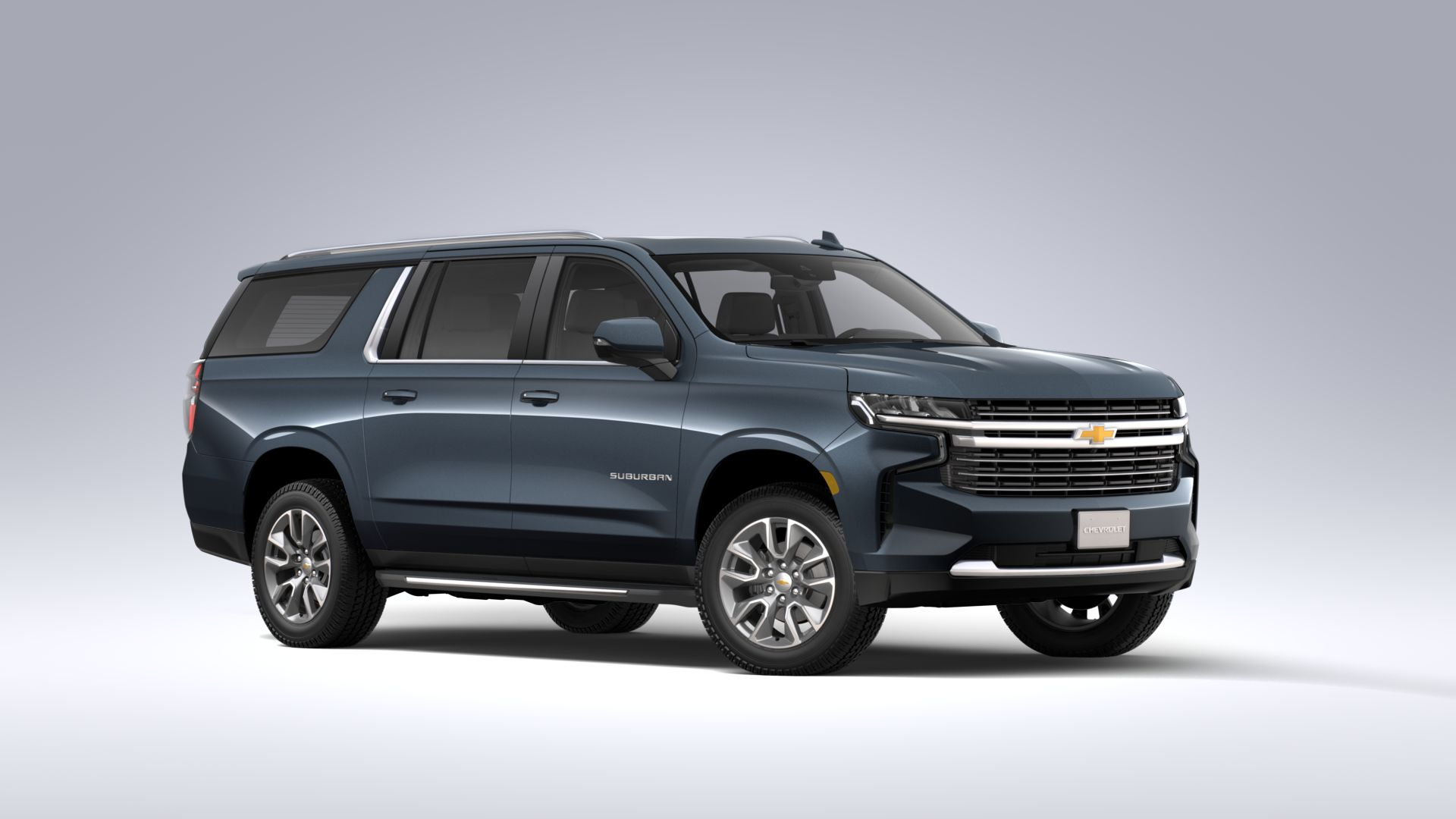 New 2021 Chevrolet Suburban LT FOUR WHEEL DRIVE SUV