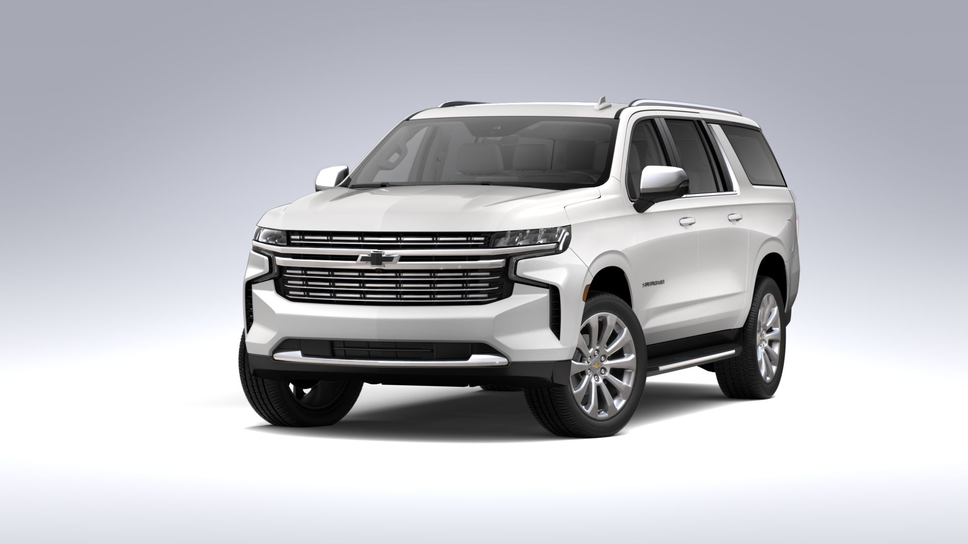 New 2021 Chevrolet Suburban Premier FOUR WHEEL DRIVE SUV
