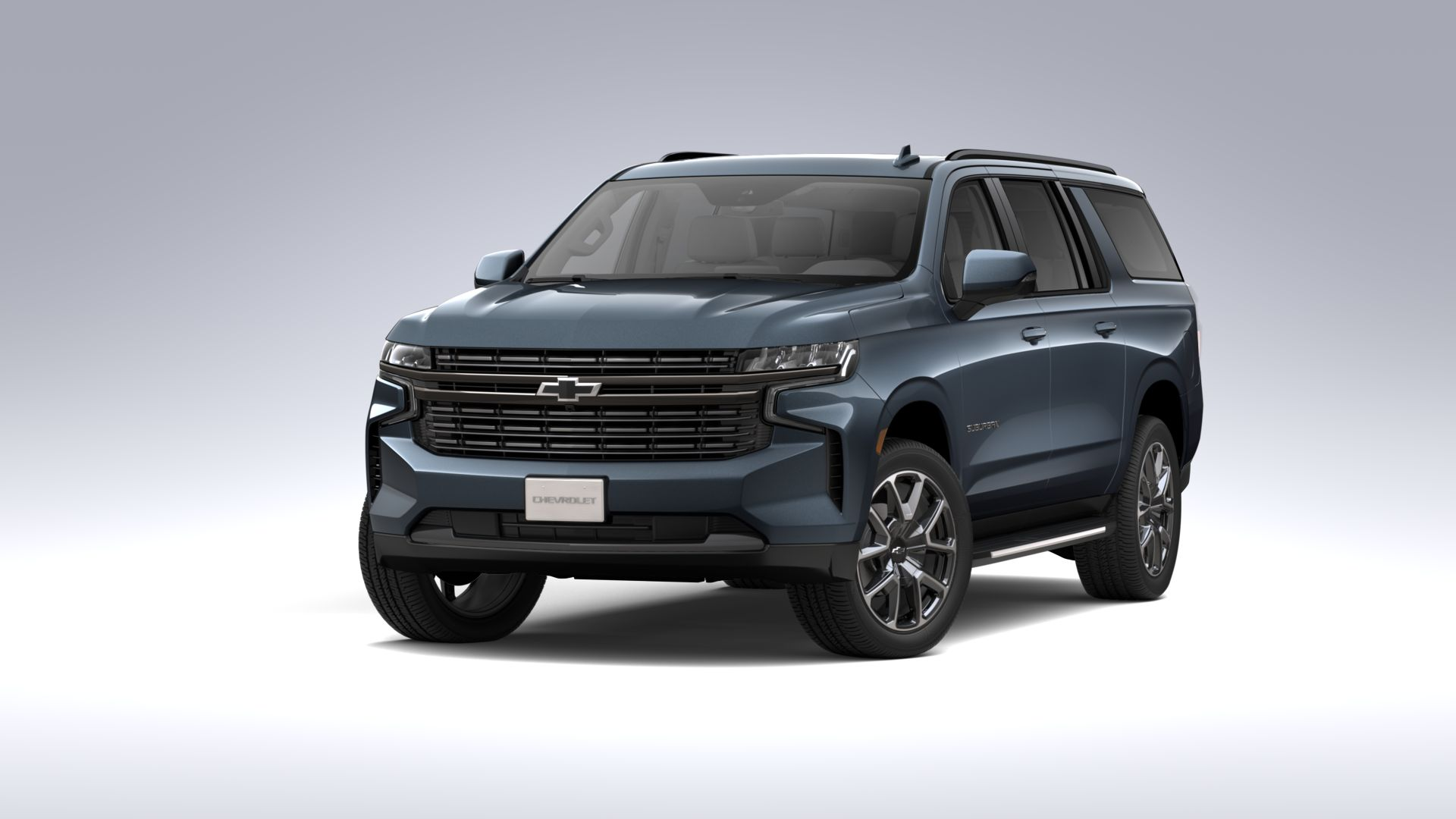 New 2021 Chevrolet Suburban RST FOUR WHEEL DRIVE SUV