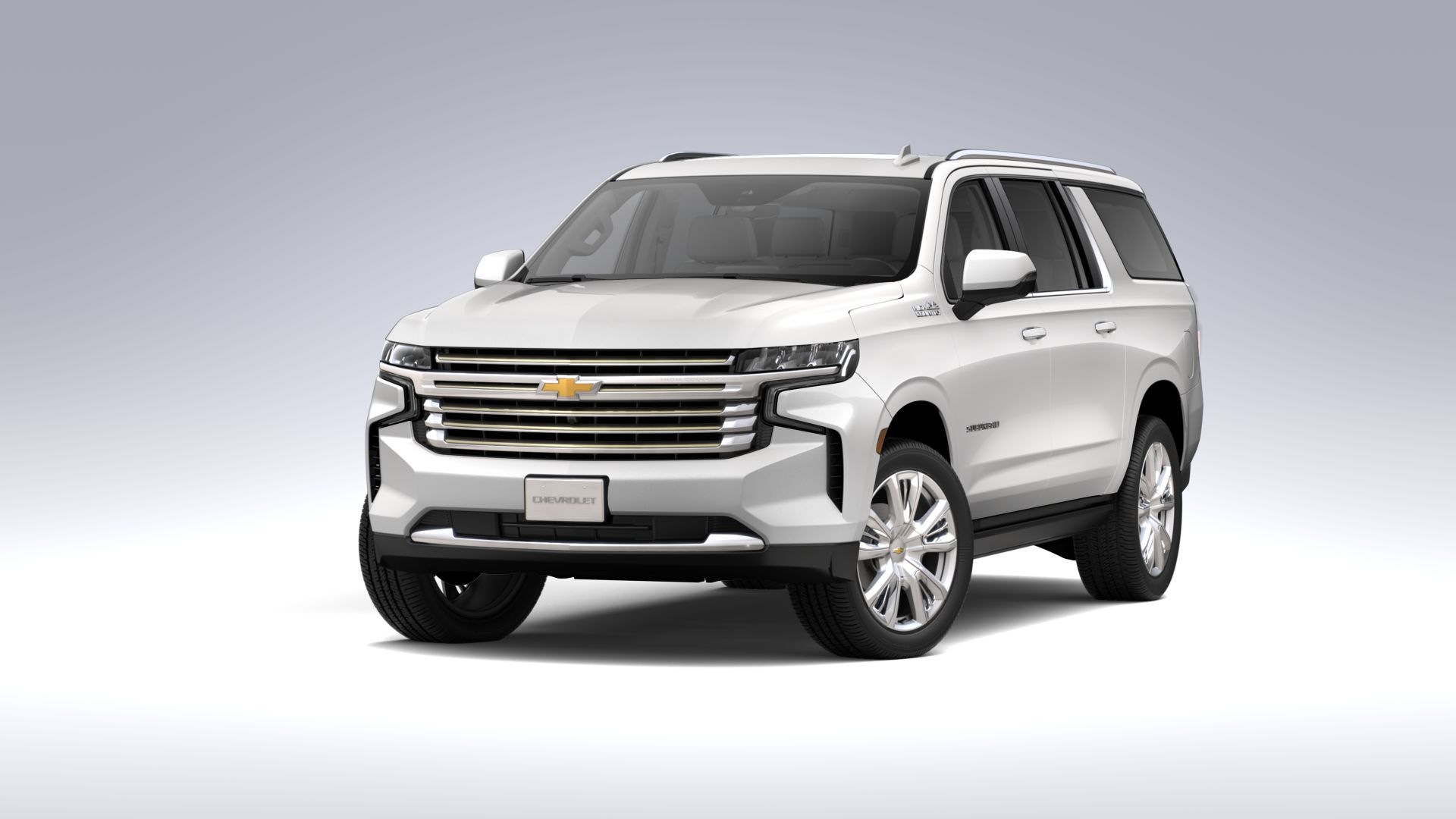 New 2021 Chevrolet Suburban 4WD High Country 6.2