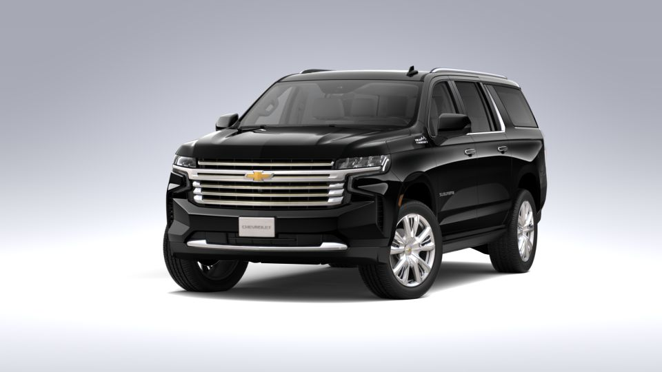 New 2021 Chevrolet Suburban High Country