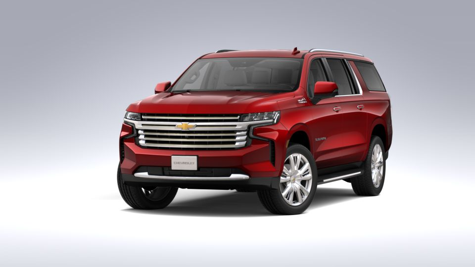 2021 Chevrolet Suburban High Country