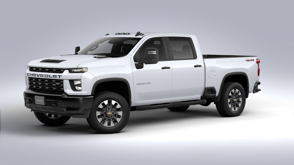 2021 Chevrolet Silverado 2500 HD Custom