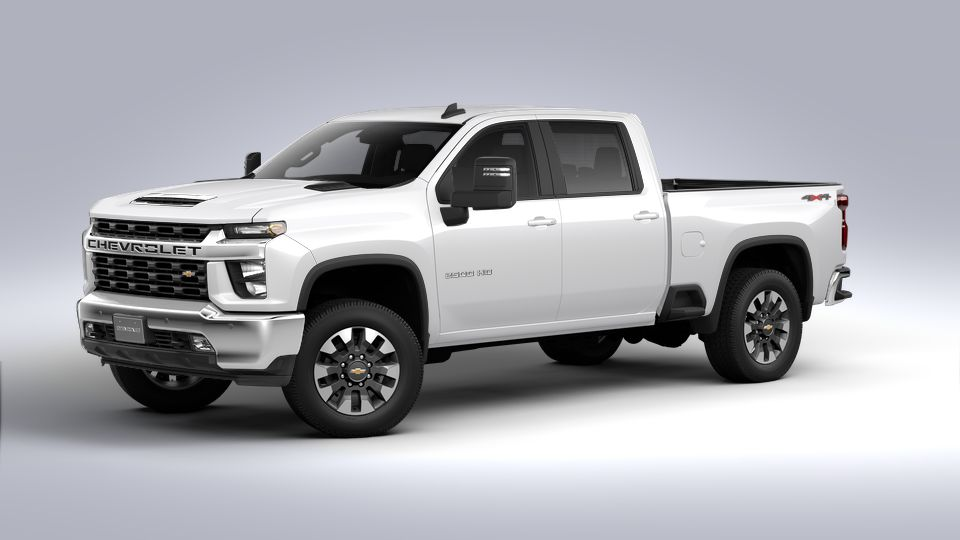 New 2021 Chevrolet Silverado 2500 HD LT Four Wheel Drive Crew Cab