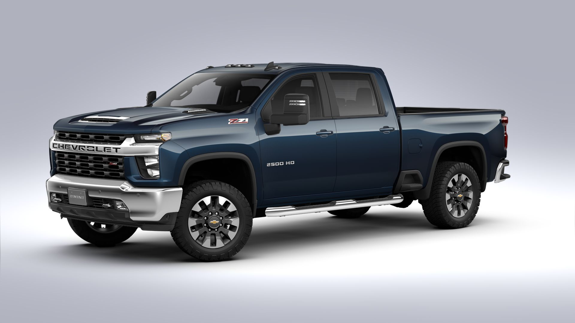 New 2021 Chevrolet Silverado 2500 HD LT