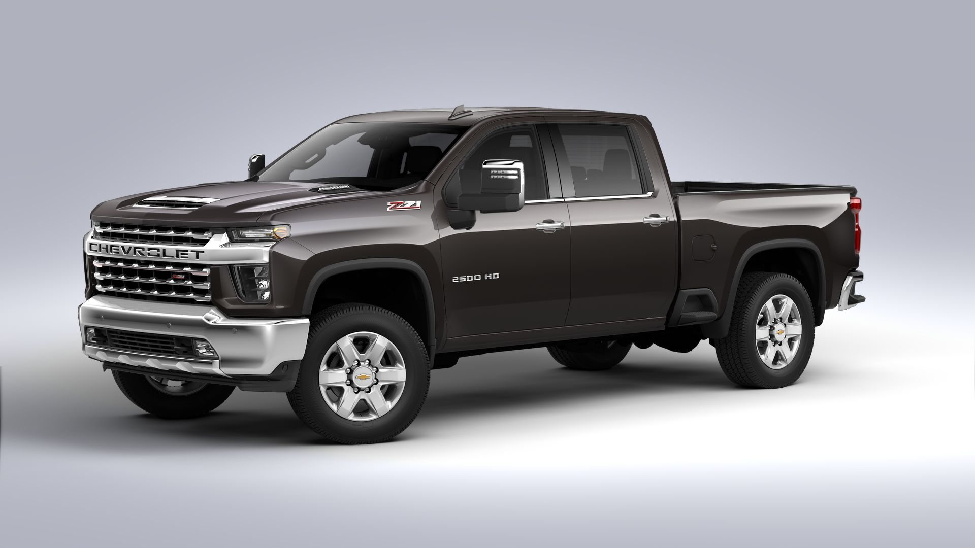New 2021 Chevrolet Silverado 2500 HD LTZ FOUR WHEEL DRIVE Crew Cab