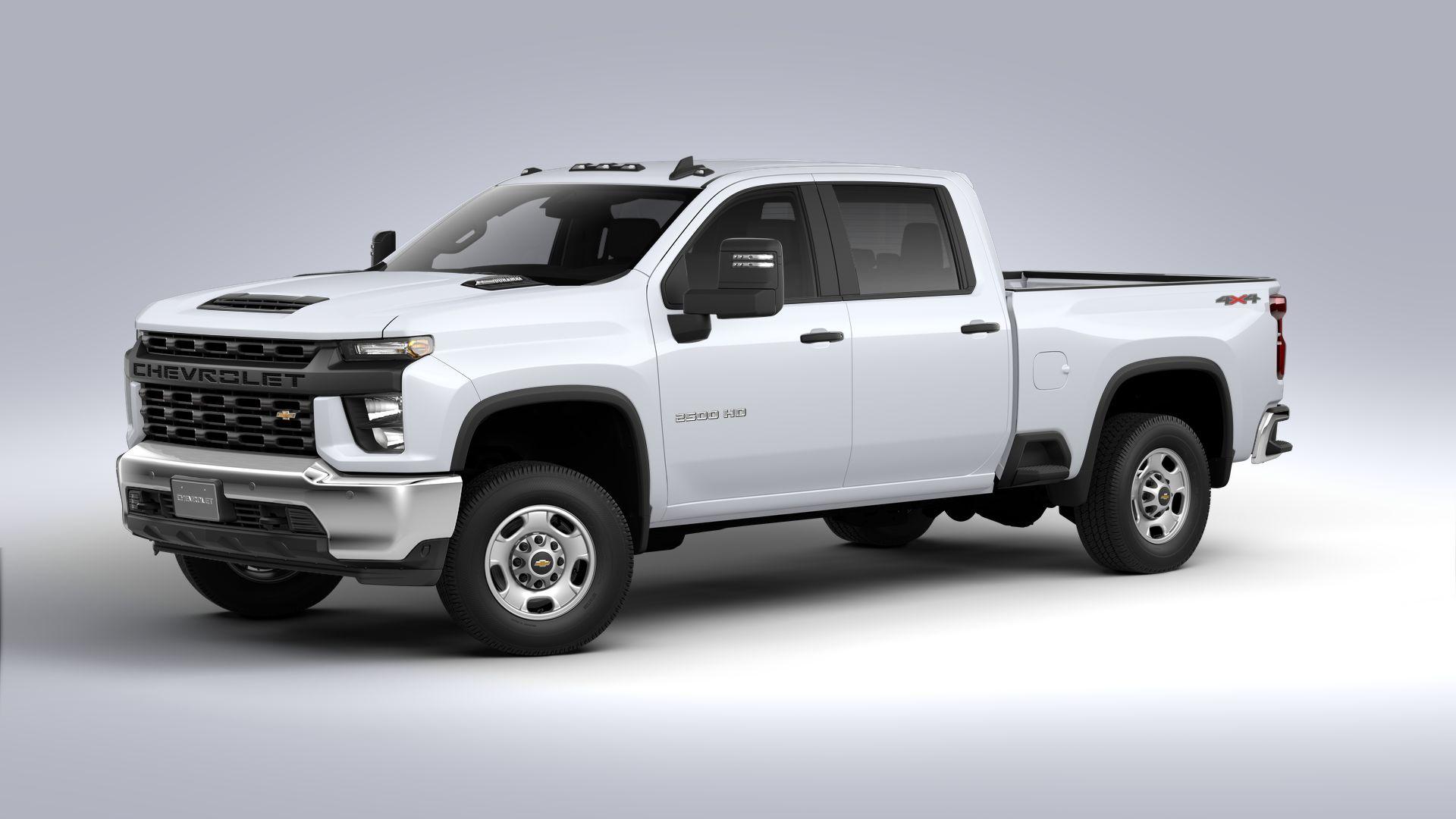 2021 Chevrolet Silverado 2500 HD WT