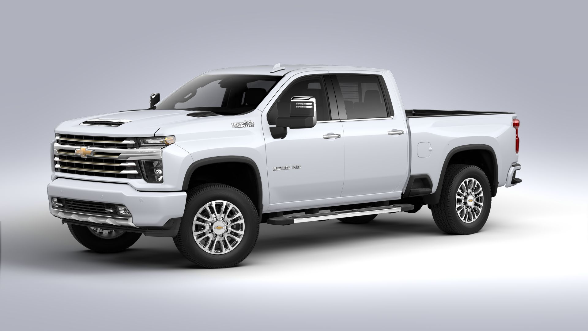 New 2021 Chevrolet Silverado 2500 HD High Country FOUR WHEEL DRIVE Crew Cab