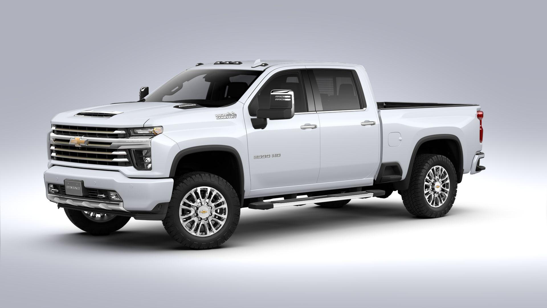 2021 Chevrolet Silverado 2500 HD High Country