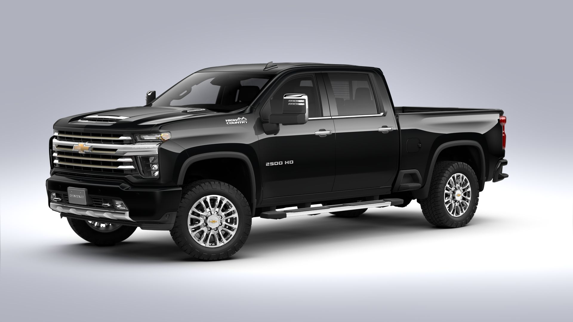 2021 Chevrolet Silverado 2500 HD High Country