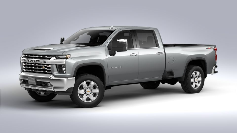New 2021 Chevrolet Silverado 2500 HD LTZ