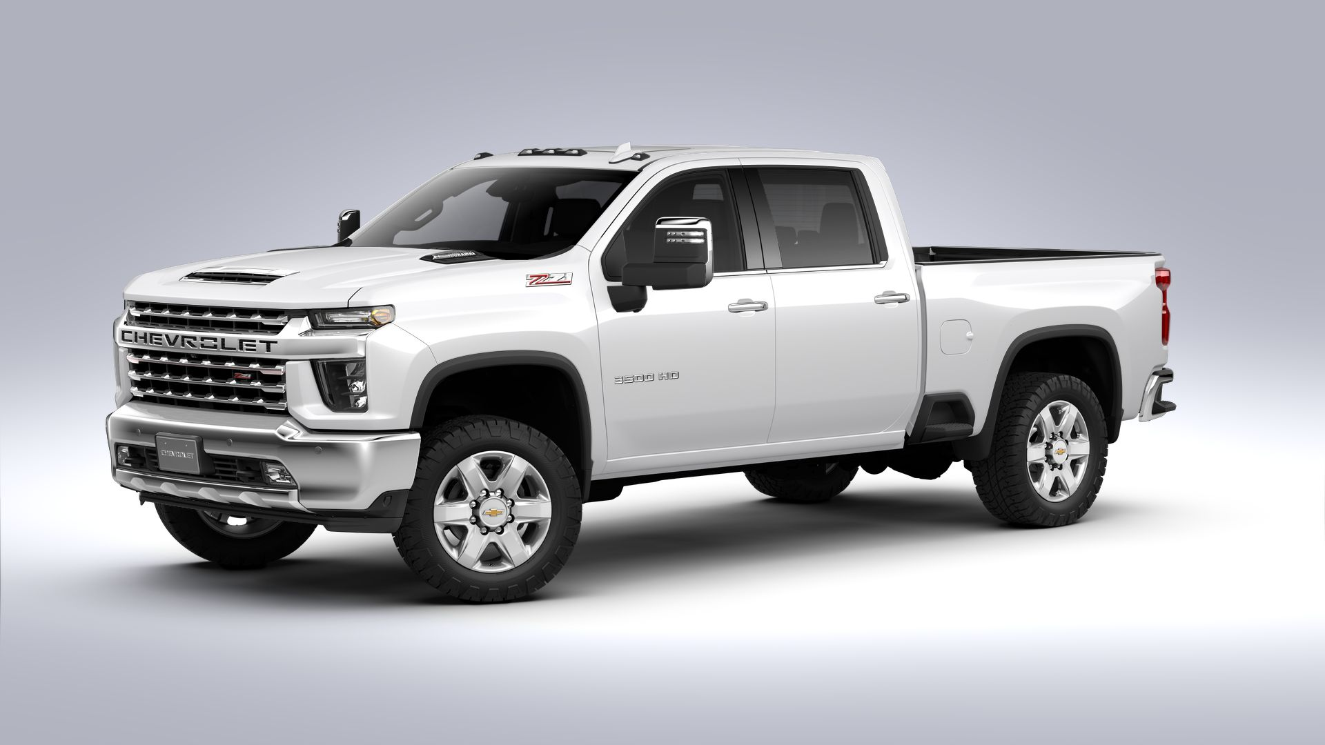 New 2021 Chevrolet Silverado 3500 HD LTZ