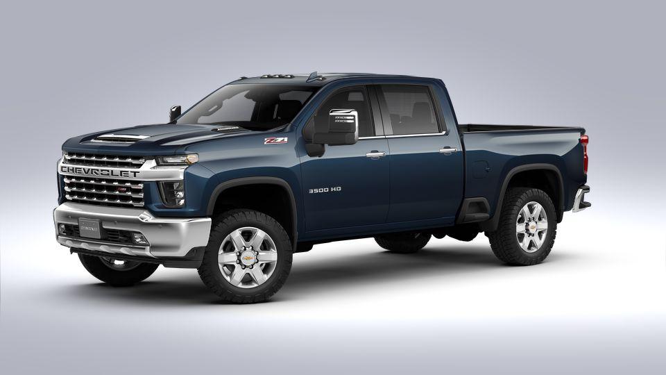 2021 Chevrolet Silverado 3500 HD LTZ