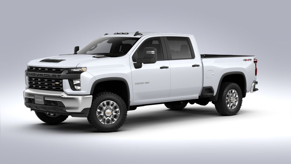New 2021 Chevrolet Silverado 3500 HD WT FOUR WHEEL DRIVE Crew Cab
