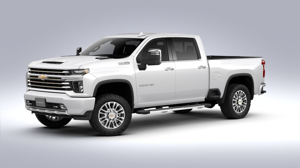 New 2021 Chevrolet Silverado 3500 HD High Country Four Wheel Drive Crew Cab
