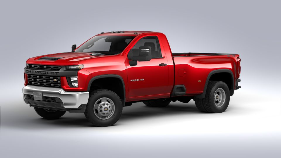 New 2021 Chevrolet Silverado 3500 HD WT DRW