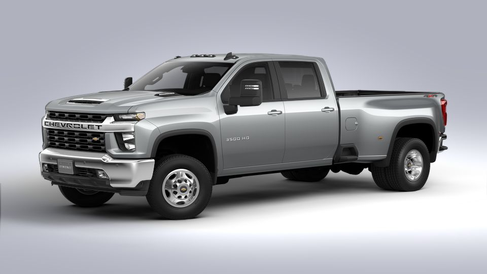 New 2021 Chevrolet Silverado 3500 HD LT DRW