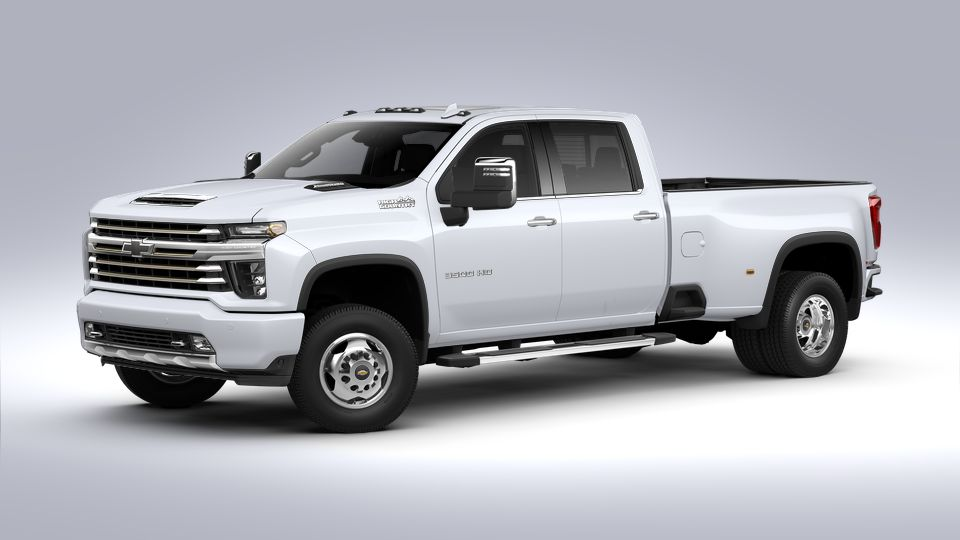 2021 Chevrolet Silverado 3500 HD High Country DRW Crew Cab