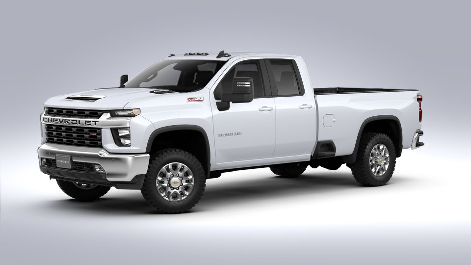 New 2021 Chevrolet Silverado 3500 HD LT Four Wheel Drive Double Cab
