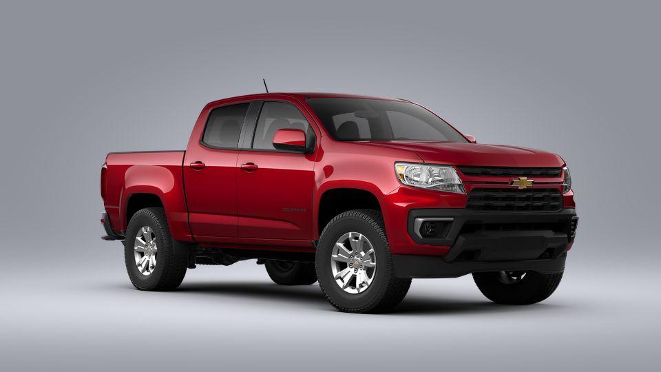 2022 Chevrolet Colorado LT