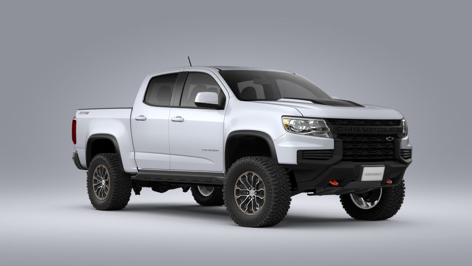 New 2022 Chevrolet Colorado ZR2